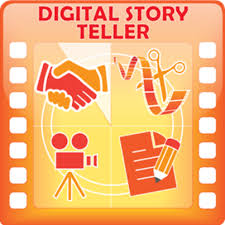 Digital Story Teller Badge